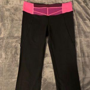 Lululemon Capri workout pants